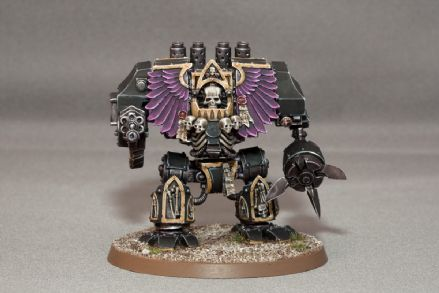 Mortifactors Forge World Dreadnought